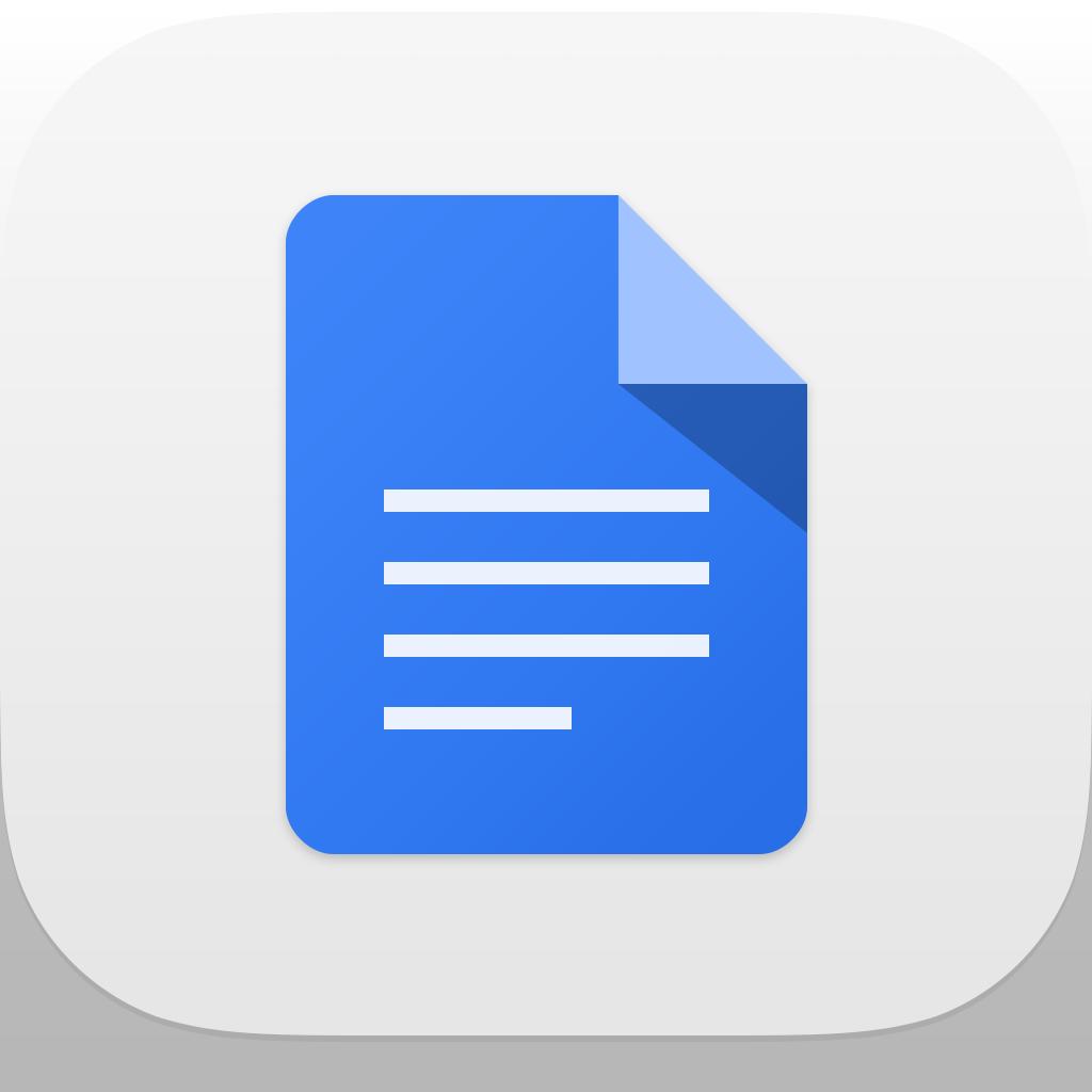 ios版googleドキュメントとgoogleスプレッドシートのurlスキーム 白牙