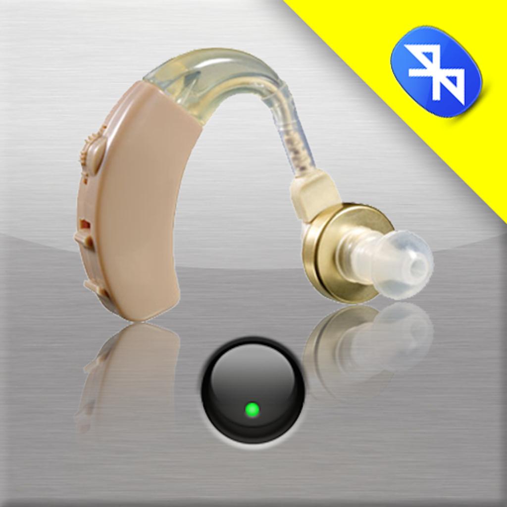 助听器,麦克风和扩音器(支持蓝牙)