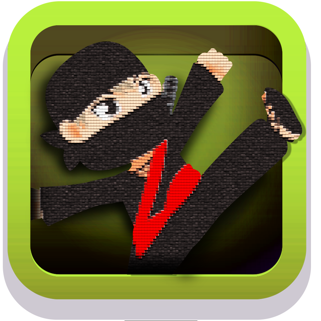 The Brave Mini Warrior Ninja – A Jumping and Running Quest PRO